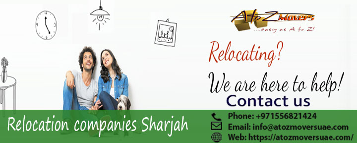 relocation companies Sharjah