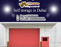 Self storage in Dubai